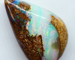9.75CT VIEW WOOD REPLACEMENT BOULDER OPAL RI258