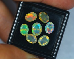 3.30Ct Natural Ethiopian Welo Faceted Opal Lot N01