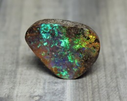 6.90Ct Queensland Boulder Opal Stone