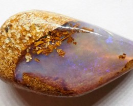7.80CT VIEW WOOD REPLACEMENT BOULDER OPAL RI322