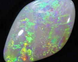 2.95Cts Nice  semi Black Opal Parcel   SU 665