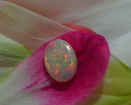 1.05CT LIGHTNING OPALS CRYSTAL OPAL  MI26