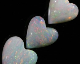 2.87 CTS CRYSTAL OPAL PARCEL  FROM COOBER PEDY- [SEDA544]
