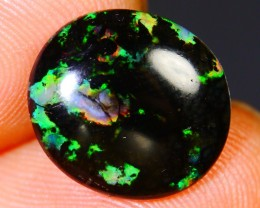 4.40 Ct Natural Indonesian Wood Fossil Opal Polished