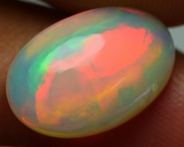 3.45 CRT BEAUTY MILKY BASE BROADFLASH FIRE COLOR WELO OPAL