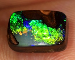 3.5ct 9.5x6mm Queensland Boulder Opal  [LOB-1237]