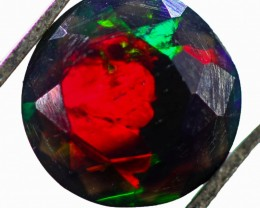 1.05 CTS TREATED WELO OPAL-FACETED [VS7821]
