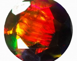 0.80 CTS  FIREY TREATED WELO OPAL-FACETED [VS7845]4