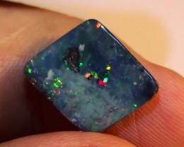 4.95 ct Beautiful Gem Multi Color Natural Queensland Boulder Opal