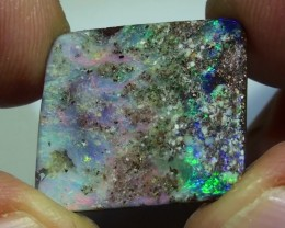 13.05 ct Boulder Opal With Beautiful Multi Color