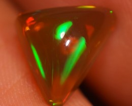 1.49 CT EXQUISITE QUALITY BEAUTIFUL FLASHY MULTI COLOR ETHIOPIAN OPAL-AD83