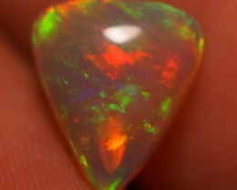 1.68 CT EXQUISITE QUALITY BEAUTIFUL FLASHY MULTI COLOR ETHIOPIAN OPAL-AD85