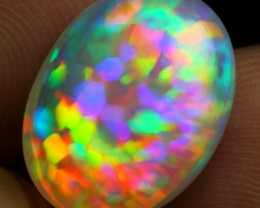6.10cts UNIQUE PUZZLE AND CELL Natural Ethiopian Welo Opal