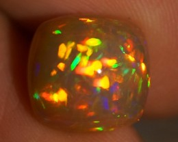 3.89 CT TOP CLASS! EXCLUSIVE MULTI COLOR ETHIOPIAN OPAL-AD105