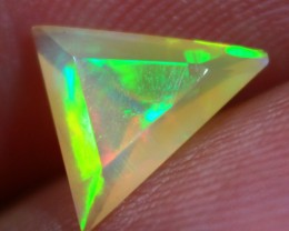 NR Faceted  Ethiopian Wello Opal.  Cts.1.0  RL838