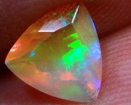 Faceted Wello Opal  . Cts 0.65   RL849