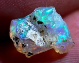 Cts2.0    RL703     .Rough Ethiopian Wello Opal   ~ Gem Grade -