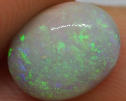 2.30CT LIGHTNING RIDGE CRYSTAL OPAL  MI100