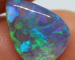 3.15CT LIGHTNING RIDGE CRYSTAL OPAL  MI159