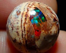 6.62ct Mexican Matrix Cantera Multicoloured Fire Opal