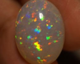 10.40 CT EXQUISITE QUALITY BEAUTIFUL FLASHY ETHIOPIAN OPAL-AD121