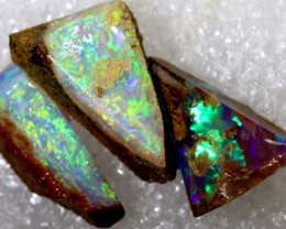 7.8CTS BOULDER OPAL ROUGH PIPE PARCEL PCS DT-7607