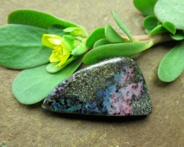 "6cts.""BOULDER OPAL~FROM OUR ACTIVE MINES"""