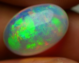 6.00 CRT LOVELY BRIGHT FLORAL PATTERN BEAUTY PLAY COLOR WELO OPAL-