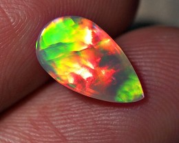1.60CRT STUNING BRIGHT CRYSTAL HONEYCOMB WELLO OPAL