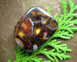"42cts.""BOULDER MATRIX OPAL~YOWAH OPALS DIRECT 2U"""