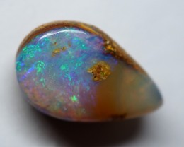 4.80CT VIEW PIPE WOOD REPLACEMENT BOULDER OPAL RI603