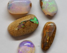 9.50CT VIEW PIPE WOOD REPLACEMENT PARCEL  BOULDER OPAL RI660