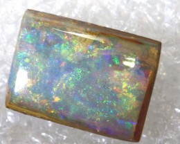 3.75CTS BOULDER PIPE OPAL POLISHED CUT STONE TBO-8032