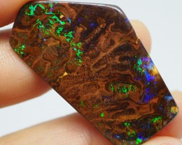 25.15CT GEM MATRIX  KORIOT OPAL  WITH AMAZING PATTERN TT29