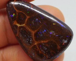 27.00CT GEM MATRIX  KORIOT OPAL  WITH AMAZING PATTERN TT36