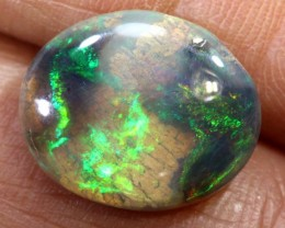 N3  -  3.8  CTS -  BLACK OPAL POLISHED STONE TBO-8045