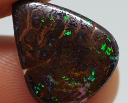 7.60CT GEM MATRIX  KORIOT OPAL  WITH AMAZING PATTERN TT52