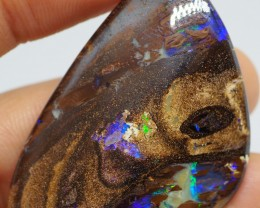 68.20CT VIEW WOOD REPLACEMENT BOULDER OPAL TT67
