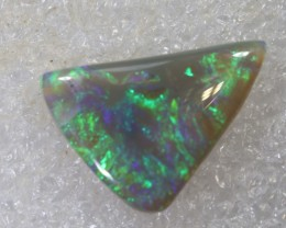 N4  -3.25    CTS - BLACK  CRYSTAL OPAL POLISHED STONE TBO-8060