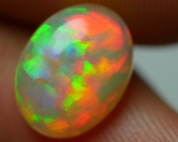 2.20 CRT LOVELY HOLOGRAM PUZZLE FIRE PATTERN PLAY COLOR WELO OPAL