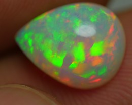 2.20 CRT DELUXE NEON FIRE ABSTRACT PUZZLE PATTERN WELO OPAL