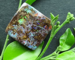 "23cts."" GEM BOULDER OPAL~UNBEATABLE MINER 2U PRICES"""