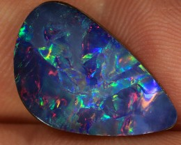 4.8ct 17x11mm Lightning Ridge Opal Doublet [PDO-110]