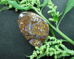 "25cts.""BOULDER MATRIX OPAL~MINER 2U DIRECT"""