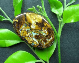 "40cts.""GEM BOULDER MATRIX OPAL~COMPARE OUR PRICES"""