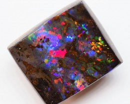 11.60CT QUEENSLAND GEM BOULDER OPAL RI432