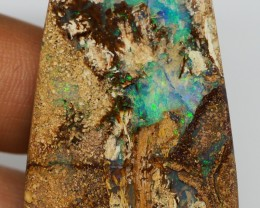 62.80CT VIEW PIPE WOOD REPLACEMENT BOULDER OPAL  TT195