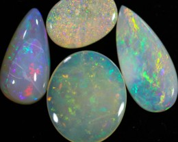 8.75 CTS CRYSTAL OPAL PARCEL FROM COOBER PEDY- [SEDA644]
