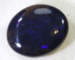 N1-6.65    CTS -  BLACK OPAL POLISHED STONE TBO-8174