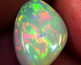 6.10 cts Ethiopian Welo CHAFF opal N7 4/5